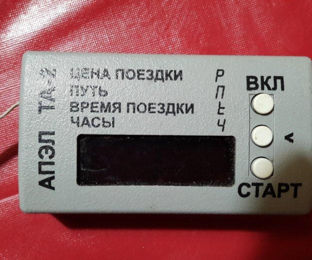 Таксометр. Фото 1. Курск.