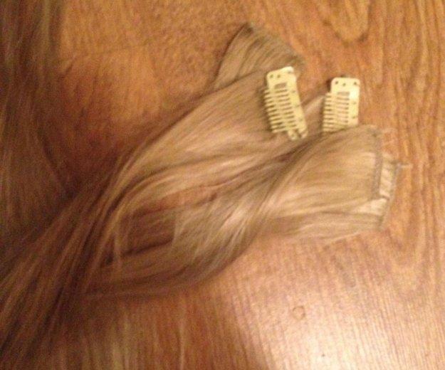 Искусственные волосы на заколках. Фото 2. Волгоград.