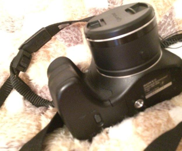 Sony cuber-shot dsc-h100. Фото 1. Бутурлиновка.