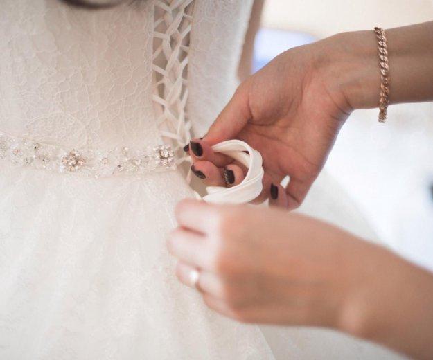 Свадебное платье. Фото 1. Саратов.