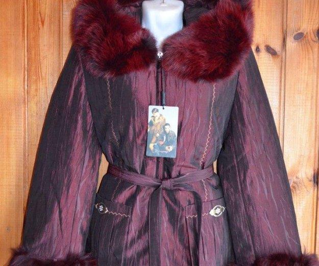 Новая зимняя куртеа. Фото 1. Псков.