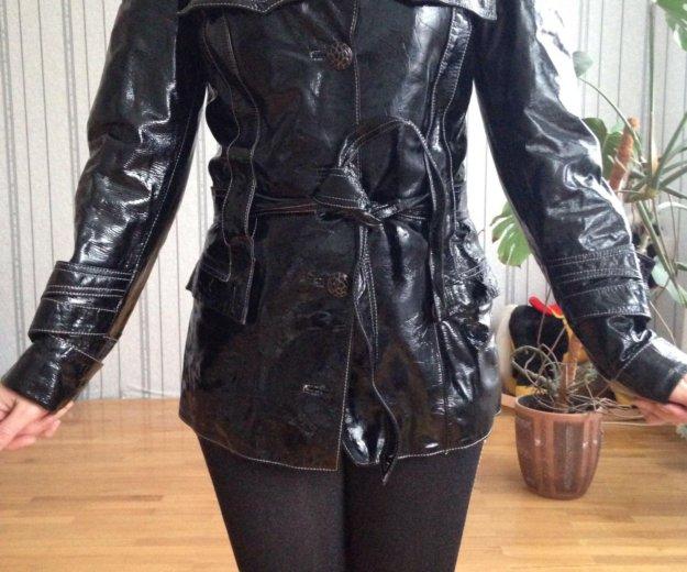 Лаковая куртка. Фото 2. Ставрополь.
