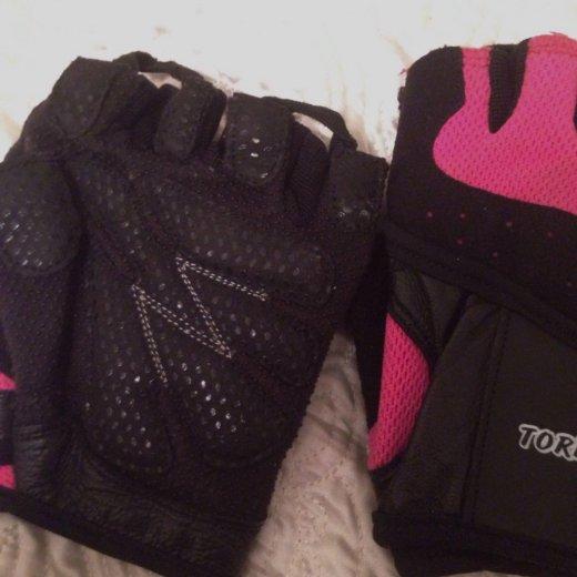 Перчатки для фитнеса torneo. Фото 3. Москва.