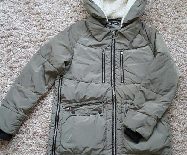 Куртка утепленная на пуху. Фото 1. Москва.