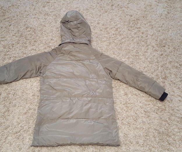 Куртка утепленная на пуху. Фото 2. Москва.
