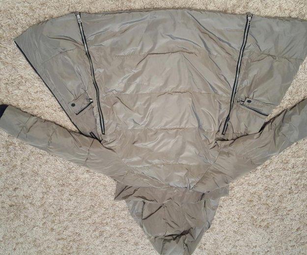 Куртка утепленная на пуху. Фото 3. Москва.