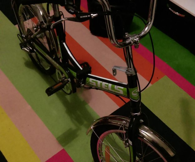 """Велосипед дорожный stels 20"""" pilot 450. Фото 3. Санкт-Петербург."""