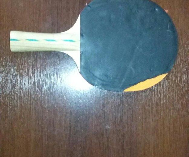 Ракетка для настольного тенниса. Фото 2.
