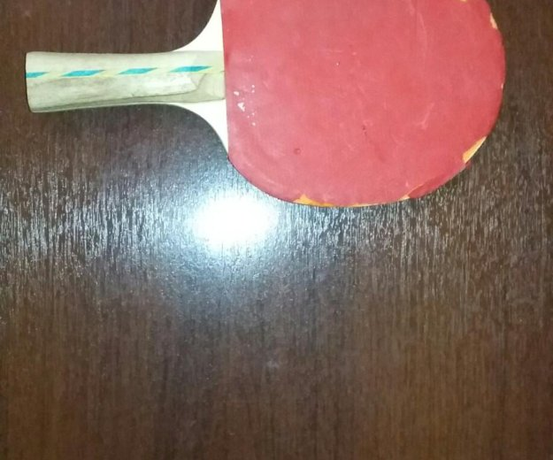 Ракетка для настольного тенниса. Фото 3.