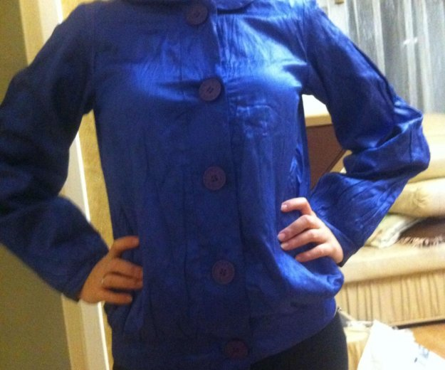 Кира пластинина курточка 42 размер. Фото 2. Ижевск.