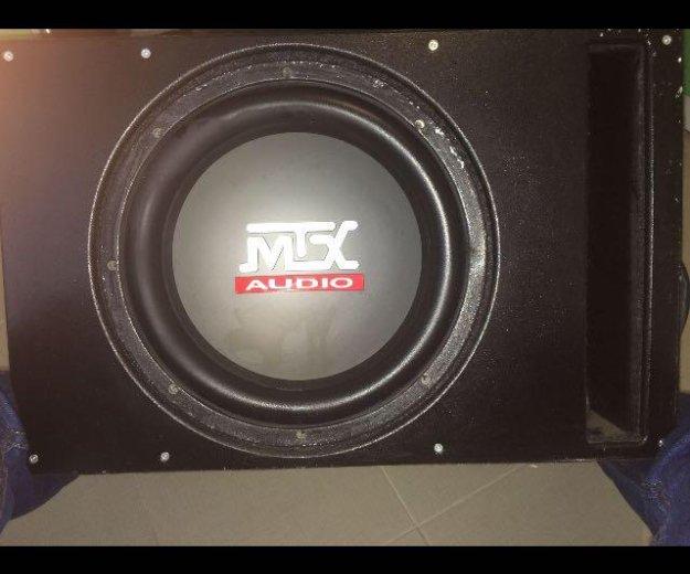 Сабвуфер mix audio и усилитель dls. Фото 2. Химки.