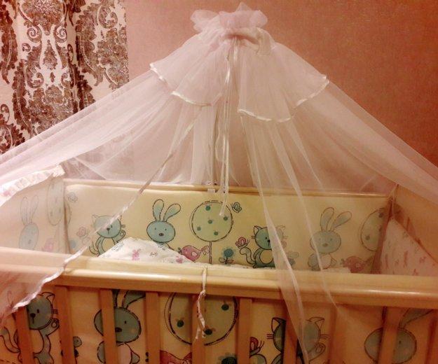 Детская кровать. Фото 3. Селятино.