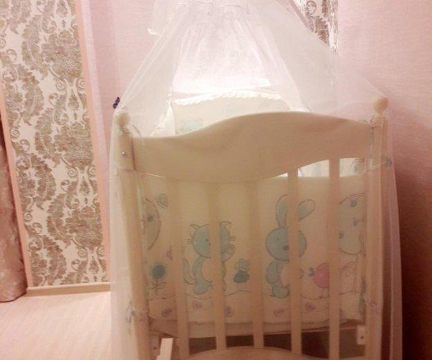 Детская кровать. Фото 4. Селятино.