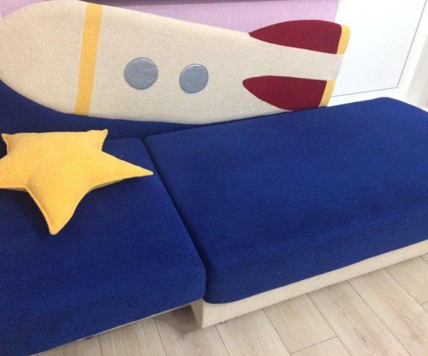 Детский диван ракета. Фото 1. Люберцы.