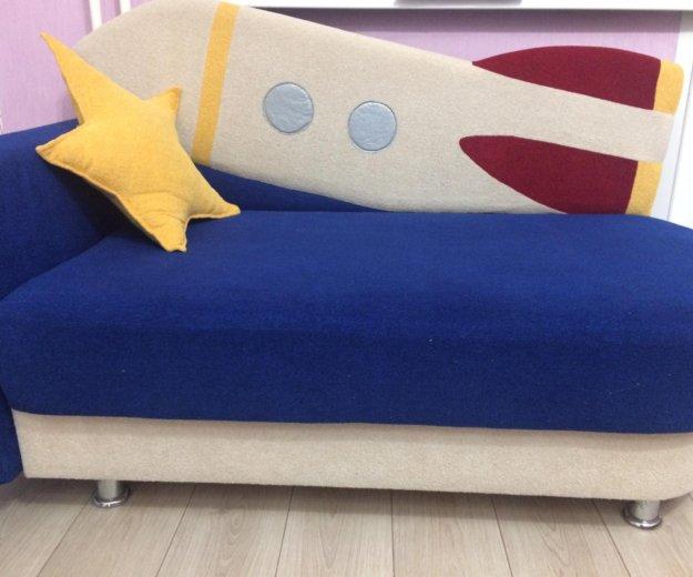 Детский диван ракета. Фото 2. Люберцы.