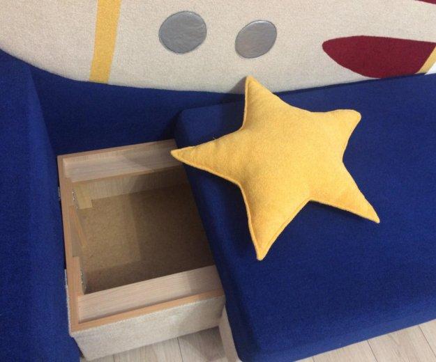Детский диван ракета. Фото 3. Люберцы.