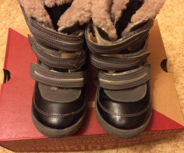 Ботинки зимние. Фото 1. Краснодар.