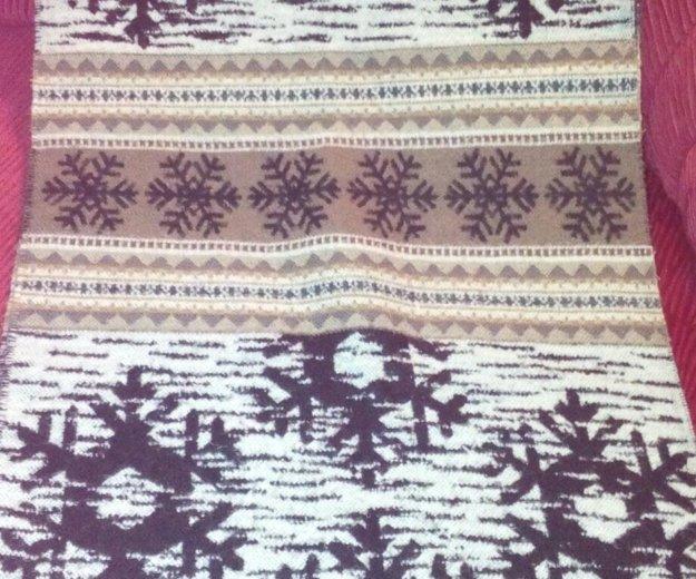 Скандинавский шарф из магазина стокманн. Фото 1. Москва.