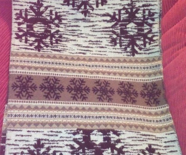 Скандинавский шарф из магазина стокманн. Фото 3. Москва.