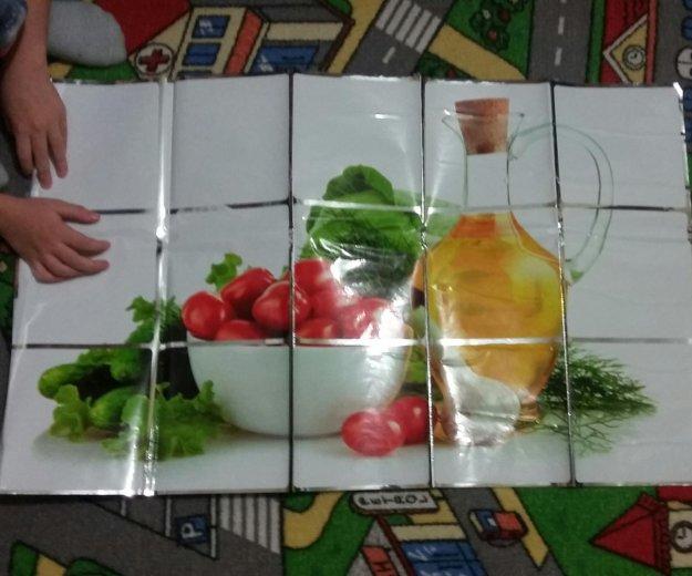 Наклейка на кухню. Фото 2. Жигулевск.