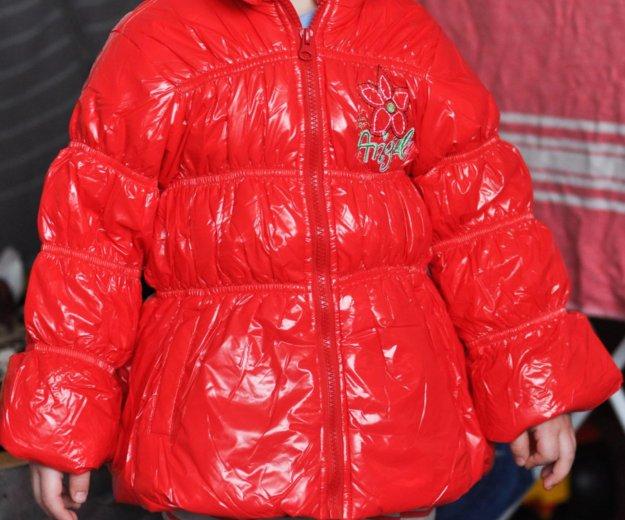 Куртка демисезонная для девочки. Фото 1. Реутов.