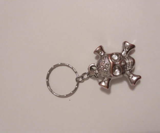 Брелок на ключи,  скелет.. Фото 2. Нижневартовск.