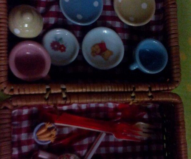Набор посуды. Фото 1. Лыткарино.