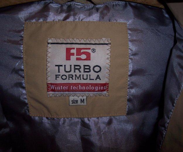 Пуховик turbo formula f5. Фото 4. Москва.
