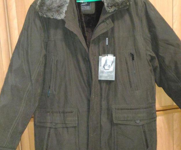Куртка мужская зимняя новая. Фото 4. Москва.