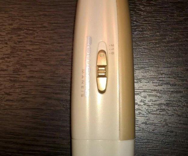 Комплект (набор) для маникюра rowenta mp7011. Фото 2. Железнодорожный.
