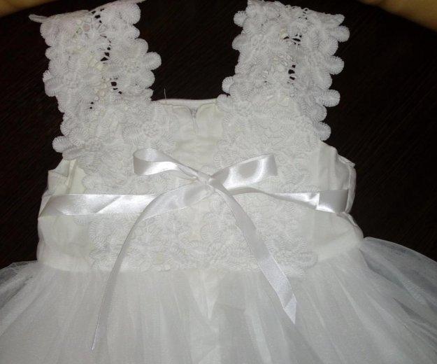 Новогоднее платье для принцессы. Фото 2. Михайловка.