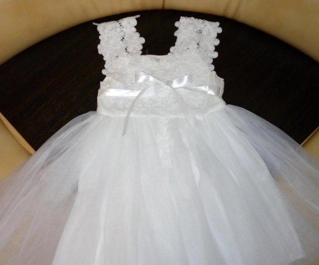 Новогоднее платье для принцессы. Фото 3. Михайловка.