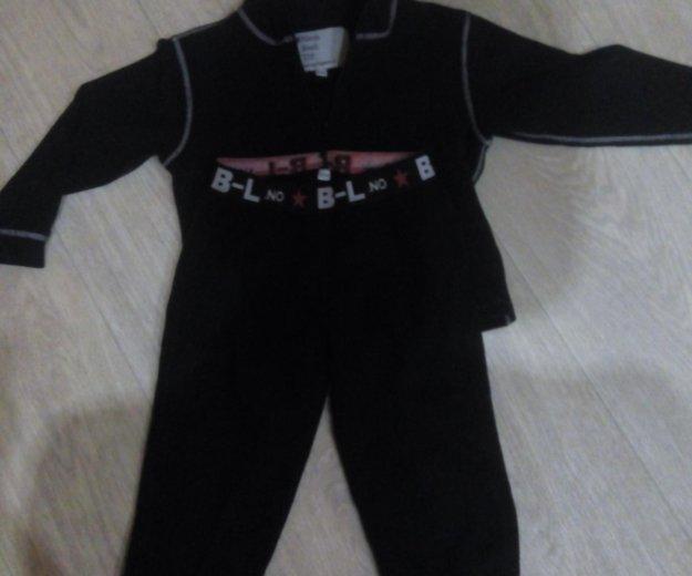 Флисовый костюм. Фото 3. Североморск.