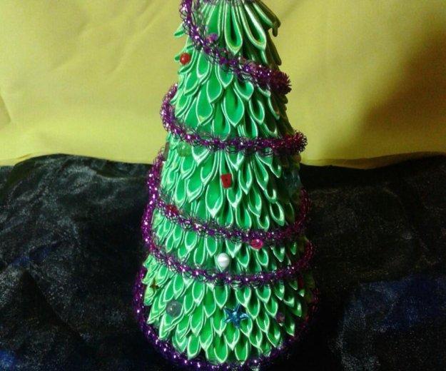 Новогодняя елка. Фото 1. Ковров.
