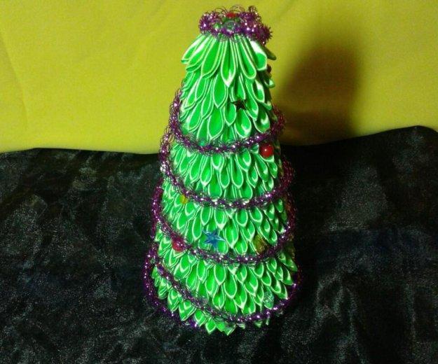 Новогодняя елка. Фото 2. Ковров.