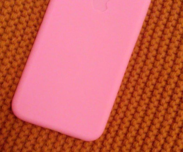Накладка силикон на 6s iphone. Фото 1. Краснодар.