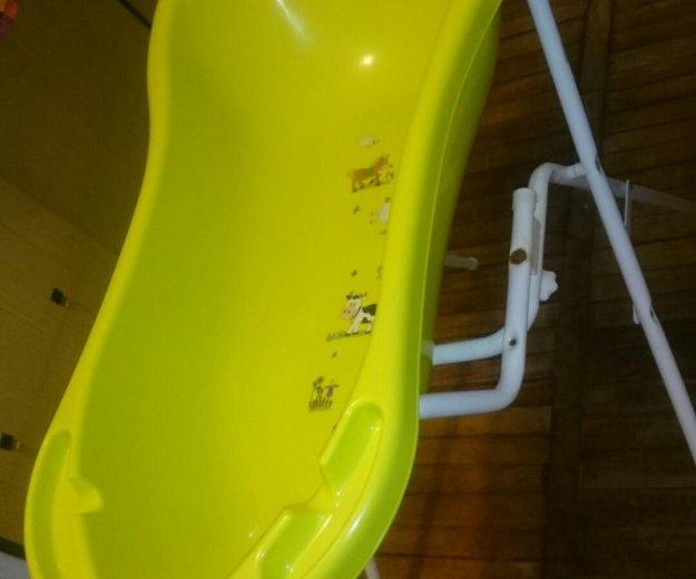 Продам подставку под детскую ванночку. Фото 3. Санкт-Петербург.