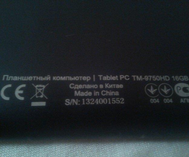Texet tm-9750hd 16gb. Фото 2. Екатеринбург.