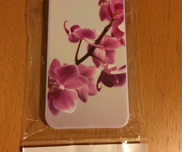 Чехол для iphone 4 и 4s орхидея. Фото 2. Москва.