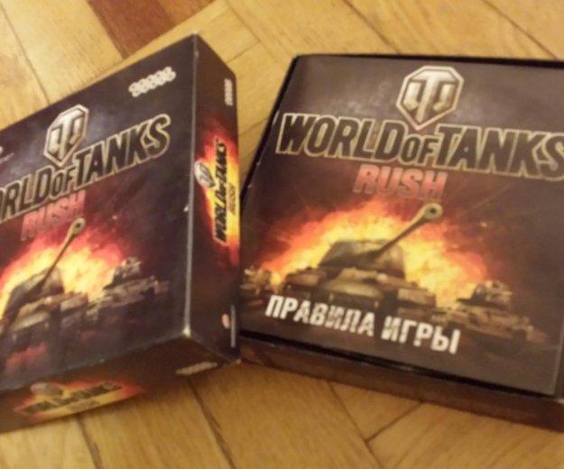 "Настольная игра ""world of tanks "". Фото 2. Санкт-Петербург."