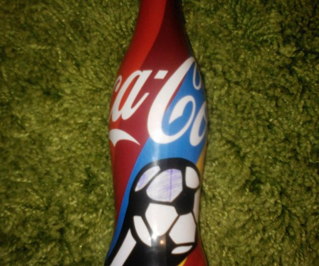 Дудка coca-cola. Фото 1. Ярославль.