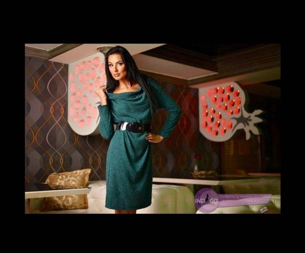 Тёплое платье новое. Фото 1. Санкт-Петербург.