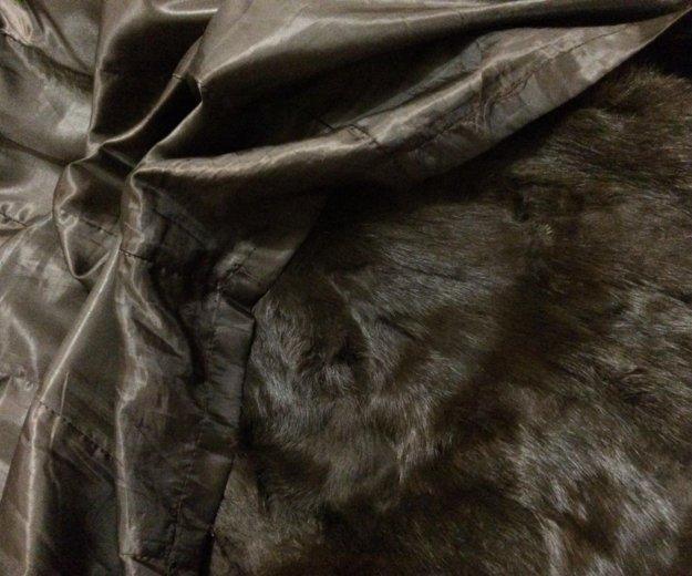 Куртка зимняя на кролике. Фото 4. Самара.