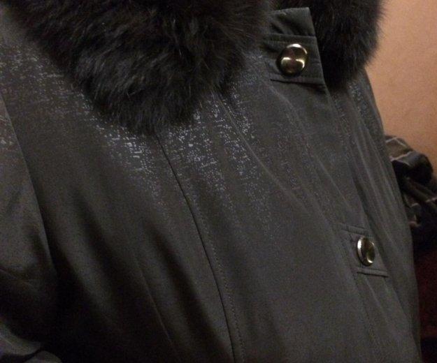 Куртка зимняя на кролике. Фото 3. Самара.