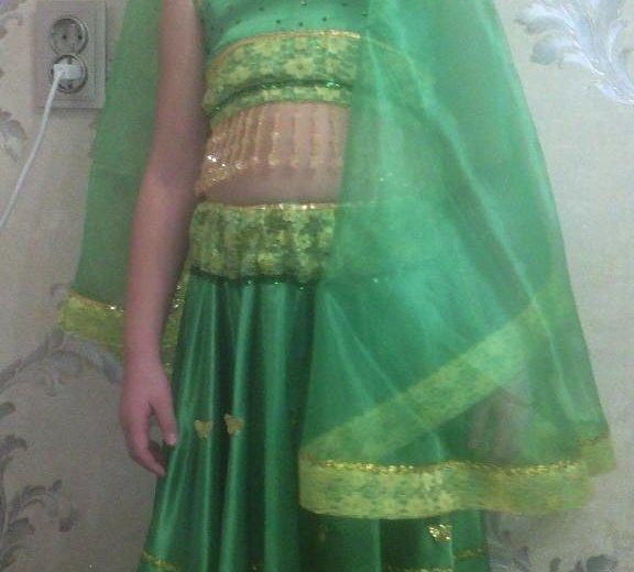 Индийский костюм. Фото 1. Кострома.