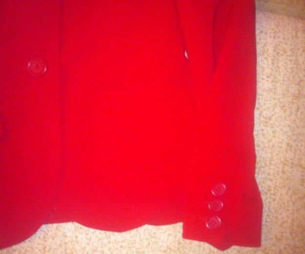 Шикарно-красный пиджак. Фото 2. Санкт-Петербург.