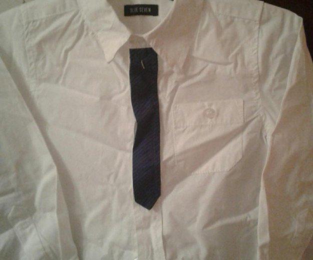 Рубашка одевали 1 раз га утреник  тел.9052810392. Фото 1.