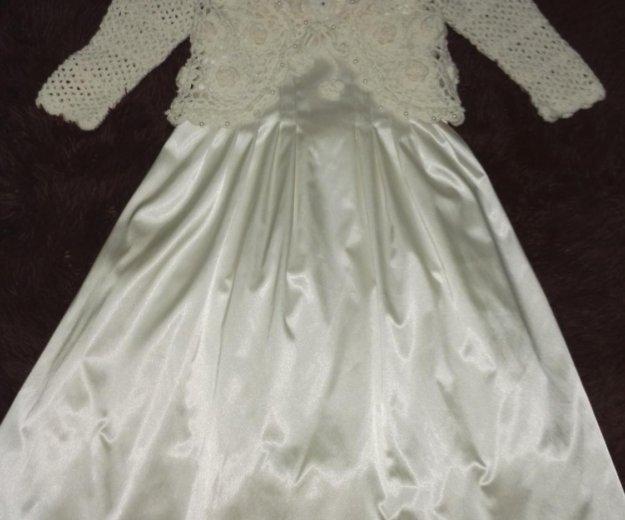 Вечернее платье на девочку. Фото 1. Подольск.