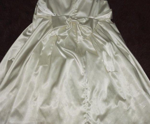 Вечернее платье на девочку. Фото 2. Подольск.