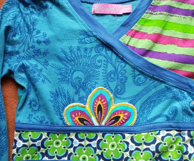 Нарядное платье для девочки, 7-8 лет. Фото 3. Химки.